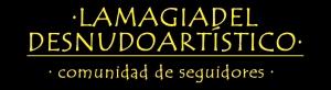 Logo simple comunidad amarillo