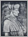 Heliografía del cardenal d'Ambroise. 1826