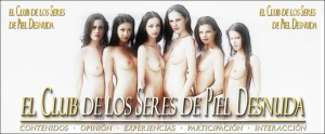 El club de lo seres de piel desnuda